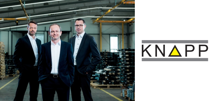 KNAPP Reveals Most Successful Business Year In Its 65-Year History